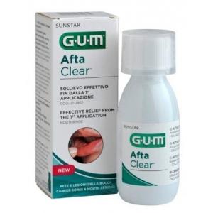 GUM AftaClear ústní výplach, 120 ml