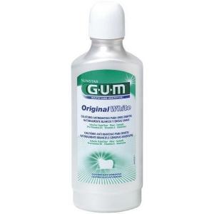 Gum Original Wite bělící ústní voda 300 ml