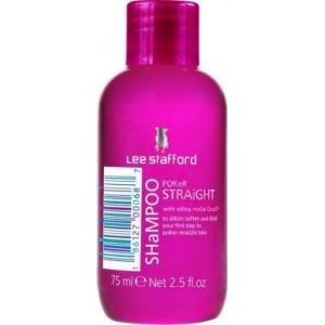 Lee Stafford Poker Straight Shampoo 75 ml