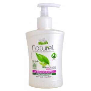WINNI´S NATUREL zelený čaj 250 ML intimní mýdlo