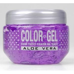 Color gel na vlasy s aloe vera 175ml