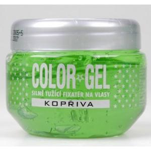 Color gel na vlasy s kopřivou 175ml