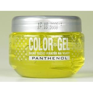 Color gel na vlasy s panthenolem 175ml