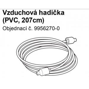 Příslušenství - Inhalační hadice PVC, 207 cm