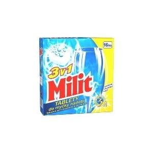 Solira, MILIT tablety do myčky, 32ks/bal.