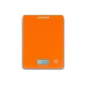 Kuchyňská váha tvrzené sklo/plast JC-405