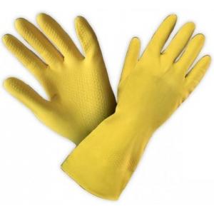 rukavice latexové - úklidové