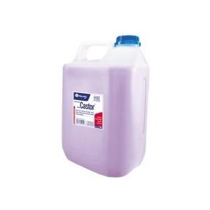 Castor tekuté mýdlo 5 kg - fialové