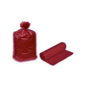 PE pytel 80 l (50 mi) - červená (25 ks)