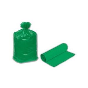 PE pytel 110 l (60 mi) - zelená (25 ks)