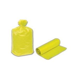 PE pytel 110 l (60 mi) - žlutá (25 ks)
