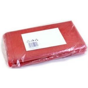 Sáček do koše 35 l - červené (50 ks)