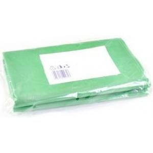 Sáček do koše 35 l - zelené (50 ks)