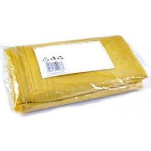 Sáček do koše 35 l - žluté (50 ks)