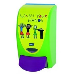 Deb, PROLINE WASH YOUR HANDS, 1 l, dávkovač, zelený