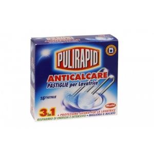 Pulirapid Anticalcare 16tablet