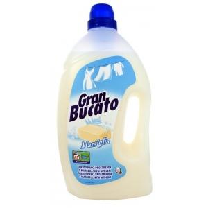 GRAN BUCATO LAVATRICE MARSIGLIA 2475 ml prací gel